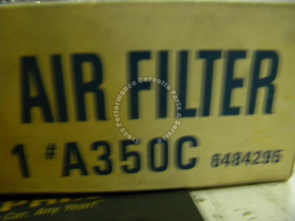 1960-1962-Corvette-1965-1967-GTO-NOS-6484295-A350C-Air-Filter-Mesh-Element-Buick
