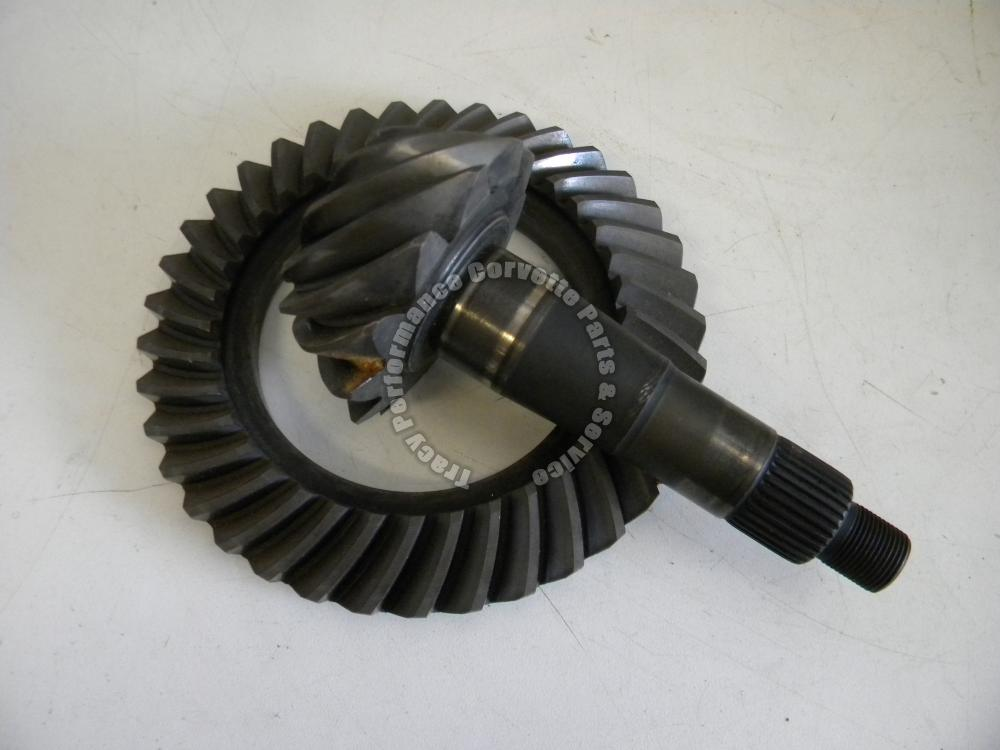 1965-1979 Corvette Good Used 3961418-3756448/3885941 Ring and Pinion 3.08 Ratio