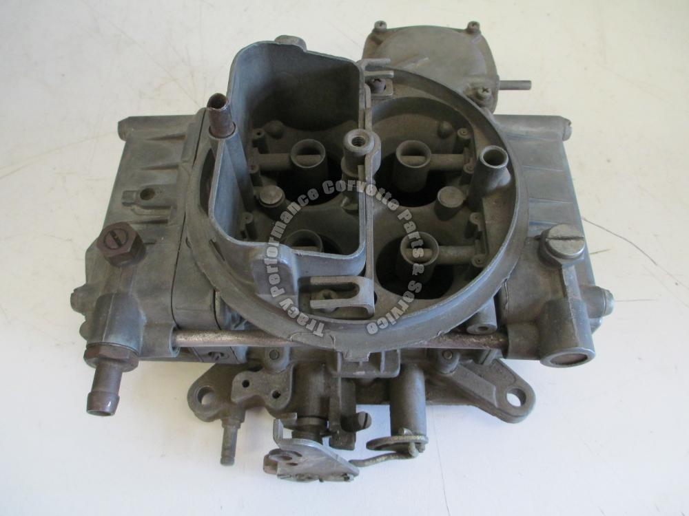 Ram Air Carb : Holley s cfm tunnel ram carb needs