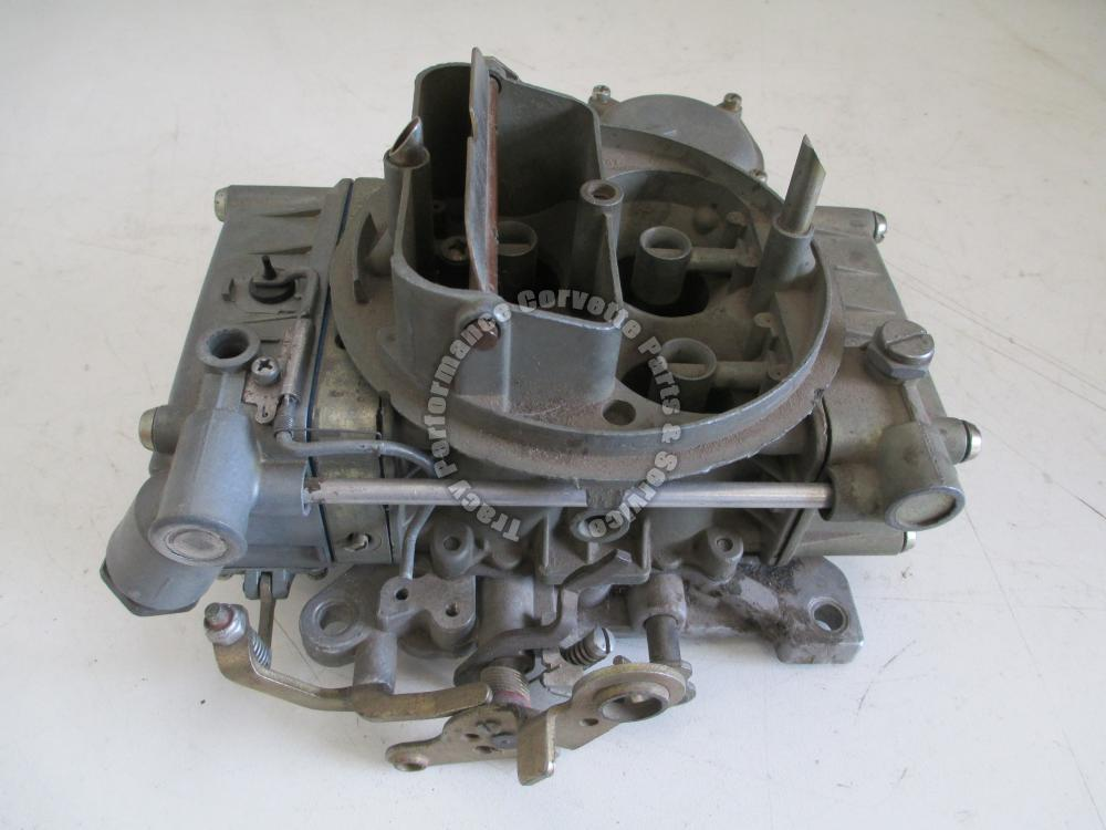 1966 Chevrolet Corvette 3884505 3367-1 Holley Carburetor Dated 2101, Good Shape