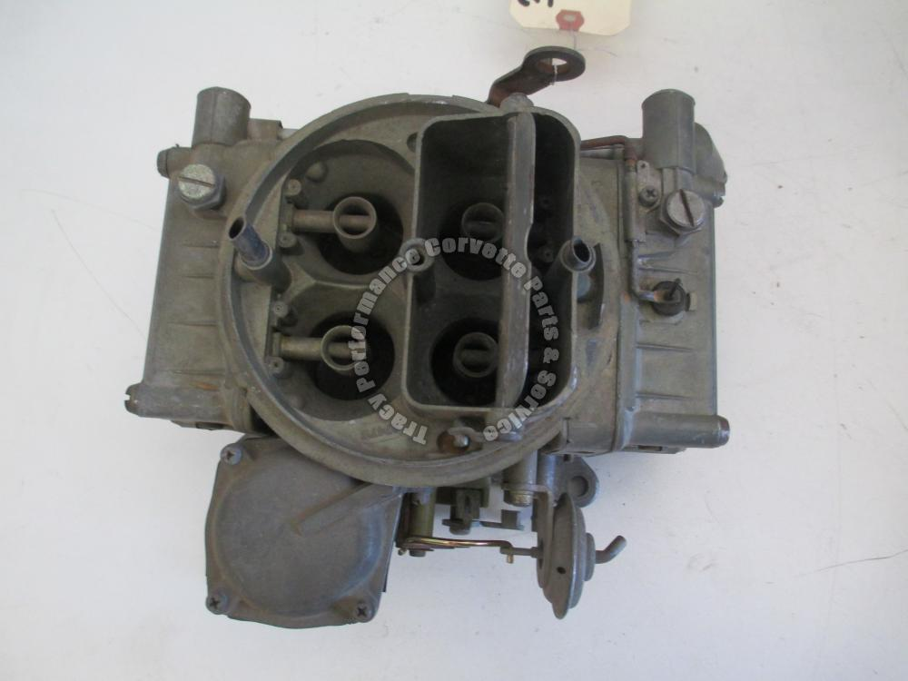 1966 Chevrolet Corvette 3884505 3367-1 Holley Carburetor Dated 113 To be Rebuilt