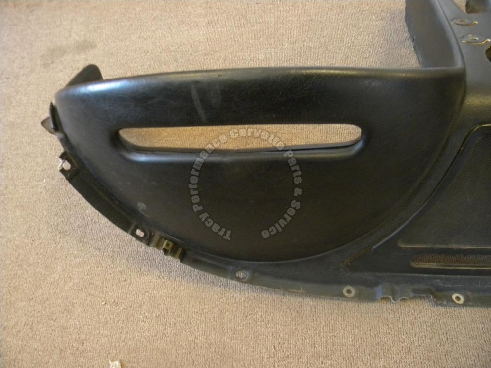 1964 64 Corvette Used Original Survivor Black Dash Pad