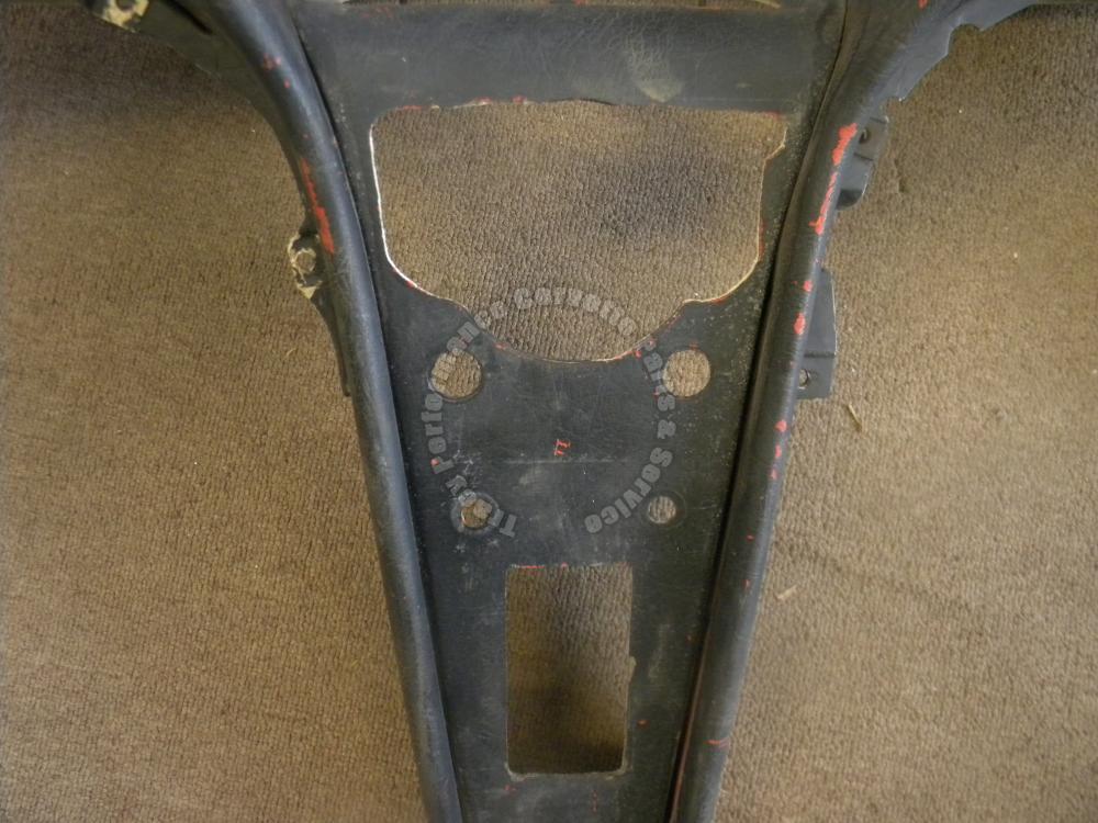 1963-1964 Corvette Used Original Survivor Dash Pad Assembly