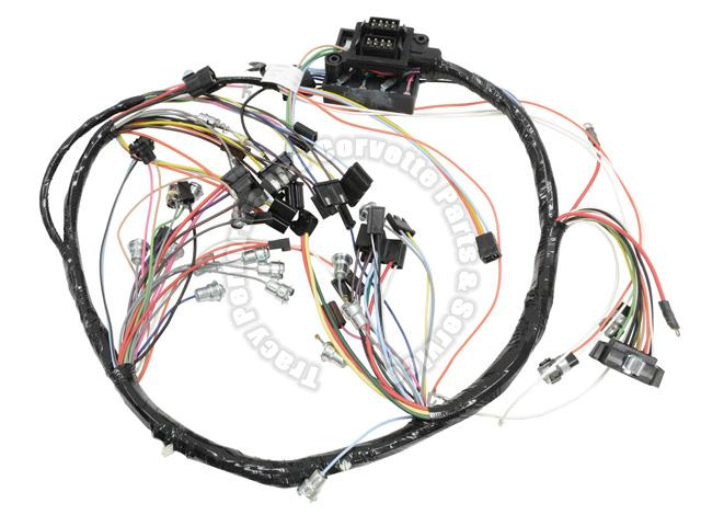 corvette wiring harness solidfonts 1977 corvette radio wiring home diagrams