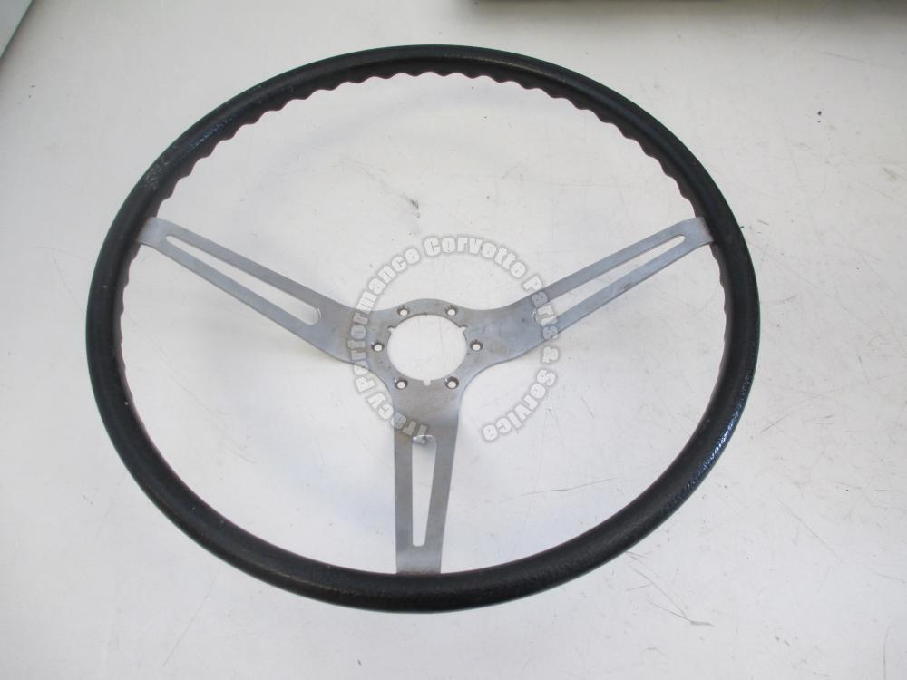 Steering Wheel Diagram For A 1963 Corvette