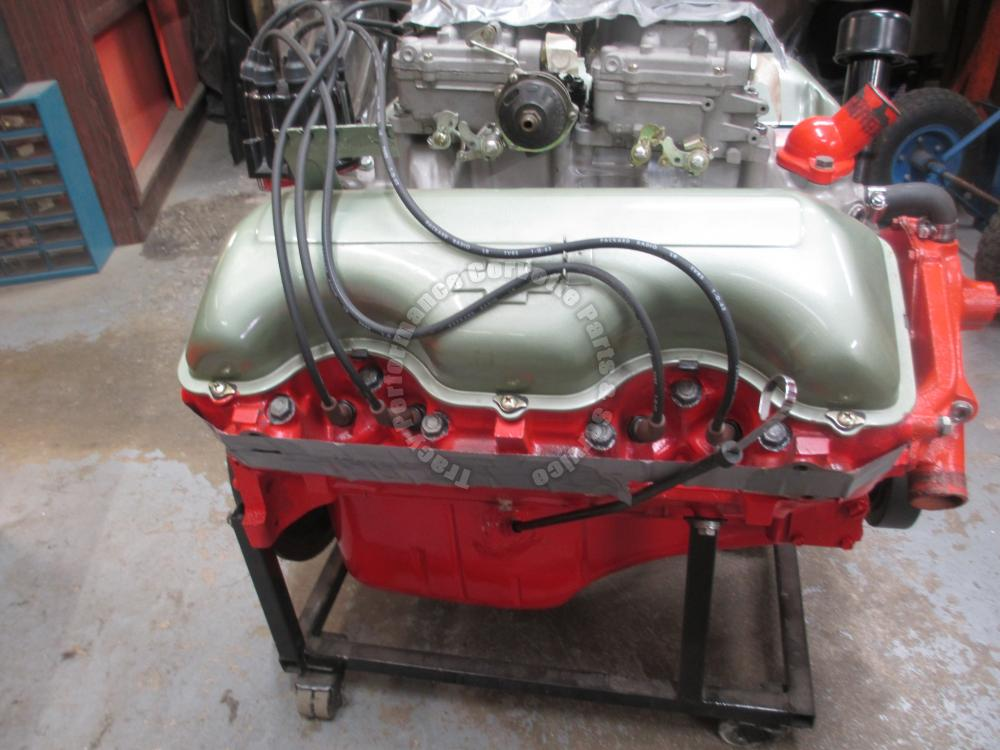 1962 Chevrolet Rebuilt 409 409 Hp Engine Assm Less Some