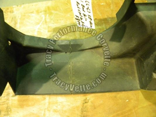 how to make a fiberglass fan shroud