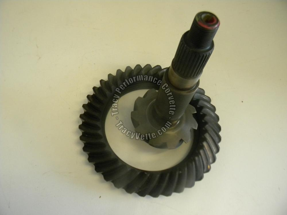 1985-96 C4 Corvette Good Used D44 3.45 Ring & Pinion 86-88 89 90 91 92 93 94 95