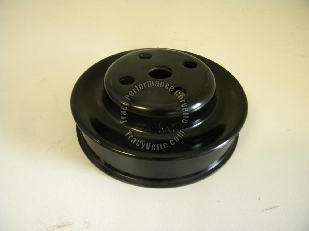 1985-1991 Corvette NOS 10105209 Water Pump Pulley 85 1986 86 1987 87 88 89 90 91