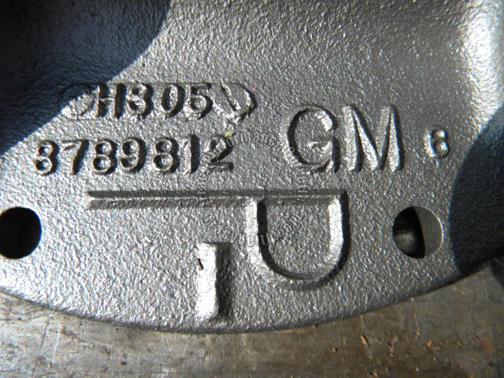 1961-1964 Corvette & 409 Chevy Used Rare 3789812 Posi Rear End Empty Case/Pick 1
