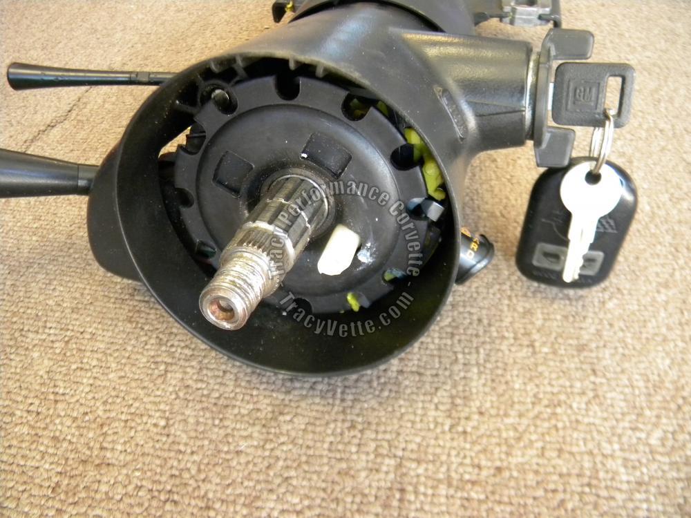 1992-1993 Corvette Good Used 26030970 35CXY Tilt Steering ...