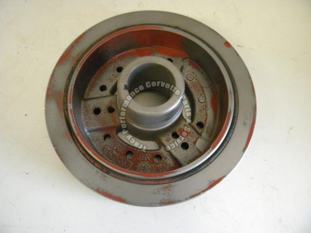 "1965-1972 BBC Chevy Used Replacement Modified 396/402/427 8"" Harmonic Balancer"