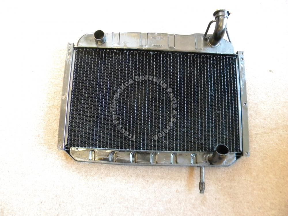 1955-60 Corvette Original Used Harrison Radiator 55 56 57 58 59 60