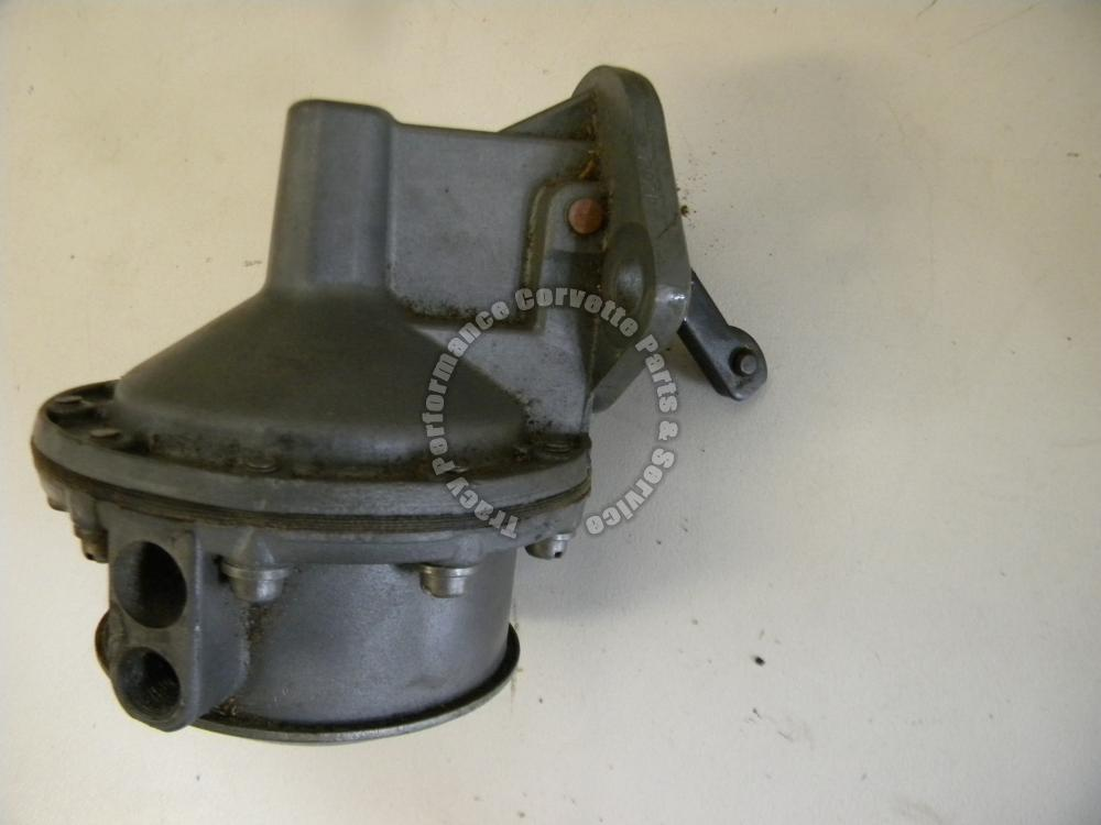 1955L-56E Corvette Used Original AC 4262 Fuel Pump, 55 Late, 56 Early to Rebuild