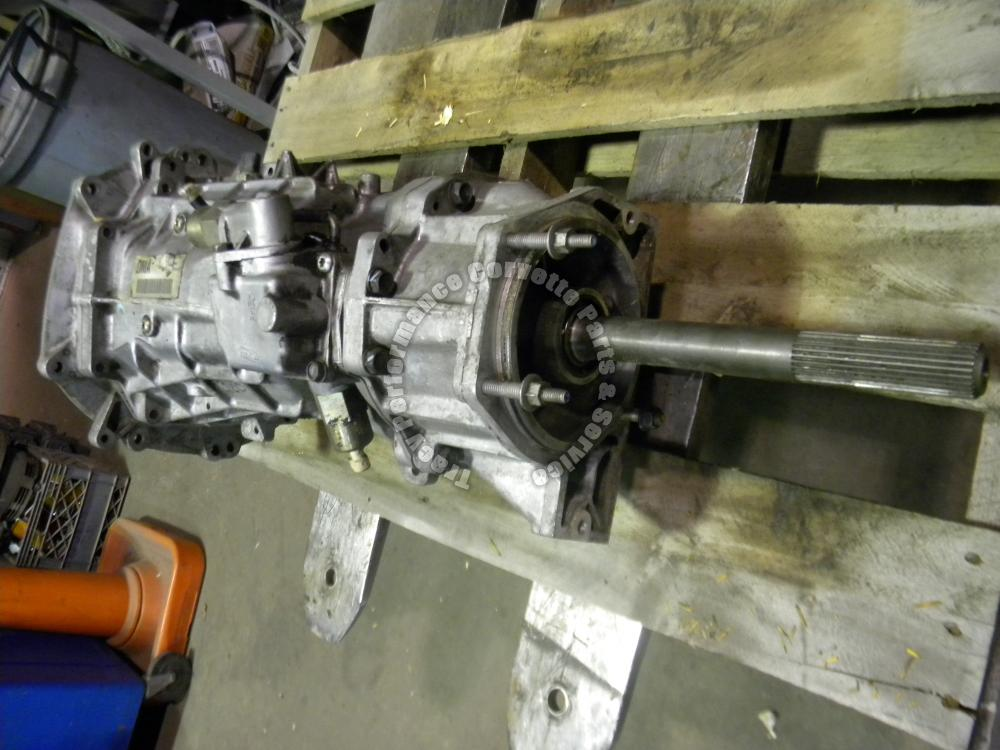 tremec 6 speed manual transmission