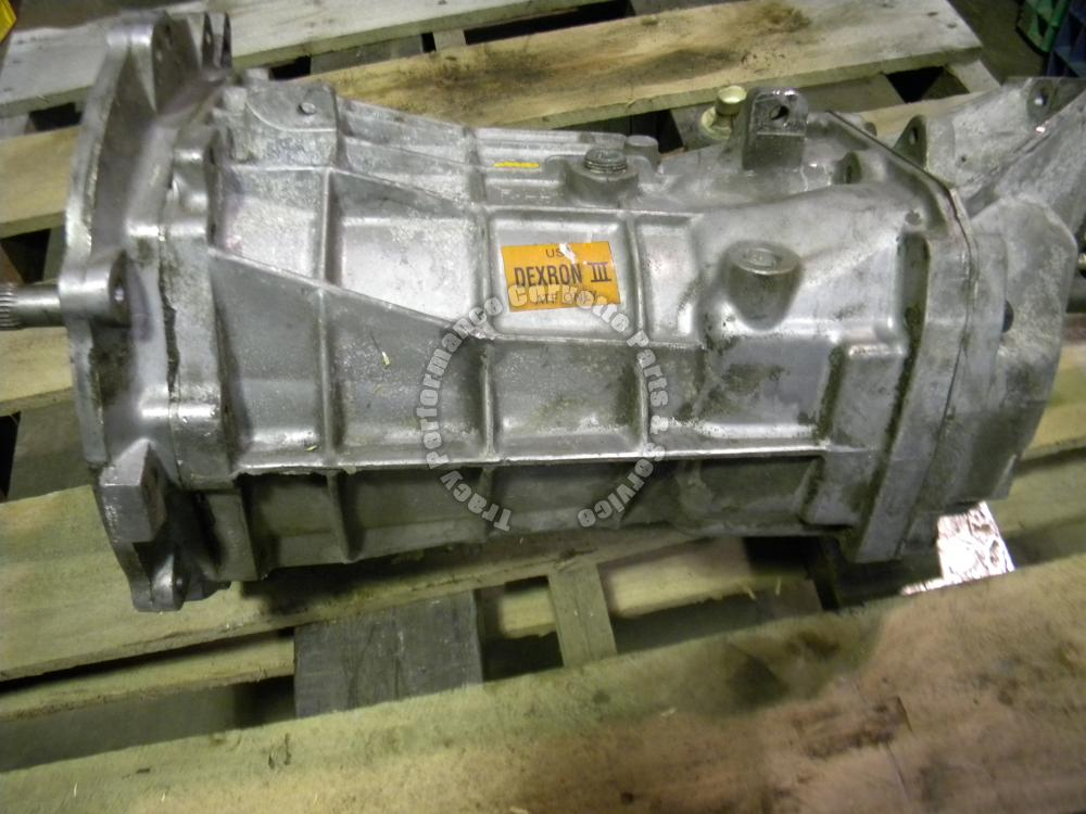 2005-2013 Corvette Used C6 Tremec 6 Speed Manual ...