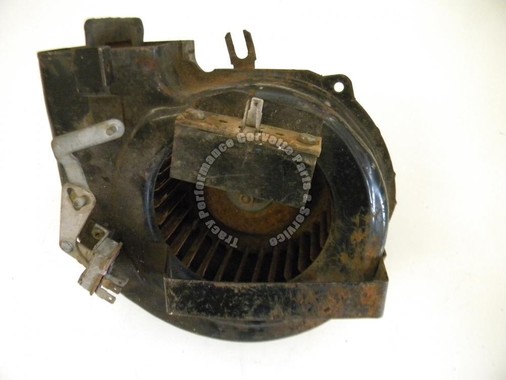 1964 1965 corvette used original 3000734 rear blower motor for General motors assembly line job description