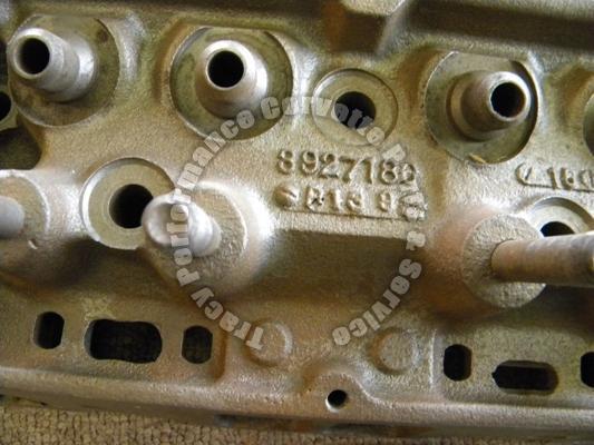 1969 1970 Corvette Camaro Used 3927186 DZ Z28 302 350 SBC