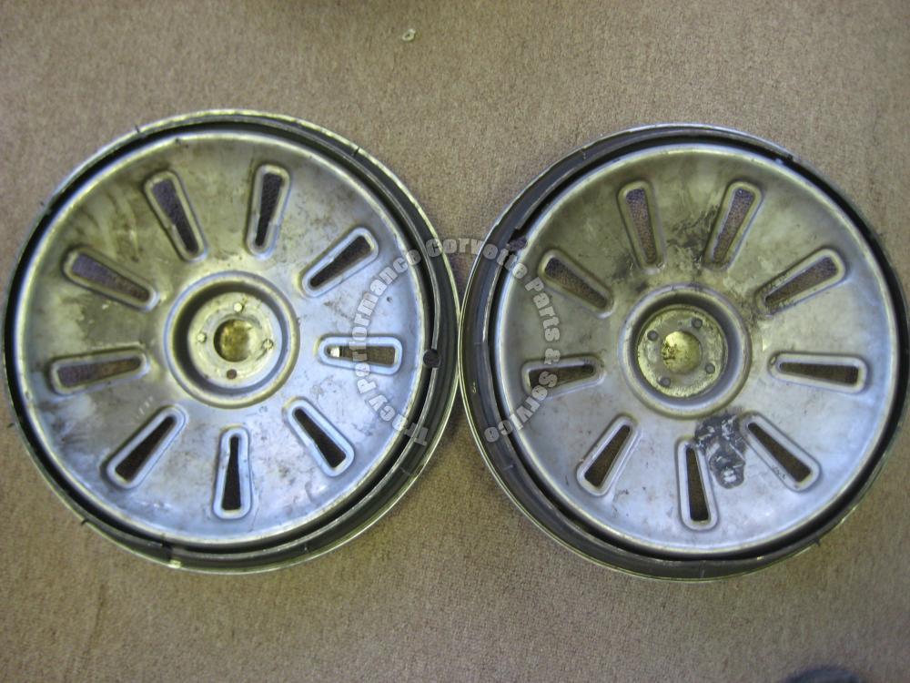 1964 Corvette Original Driver Quality Used Hubcaps