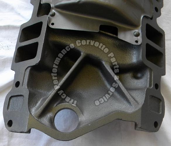 1962-1963 Corvette 3799349 AFB Iron Intake Manifold