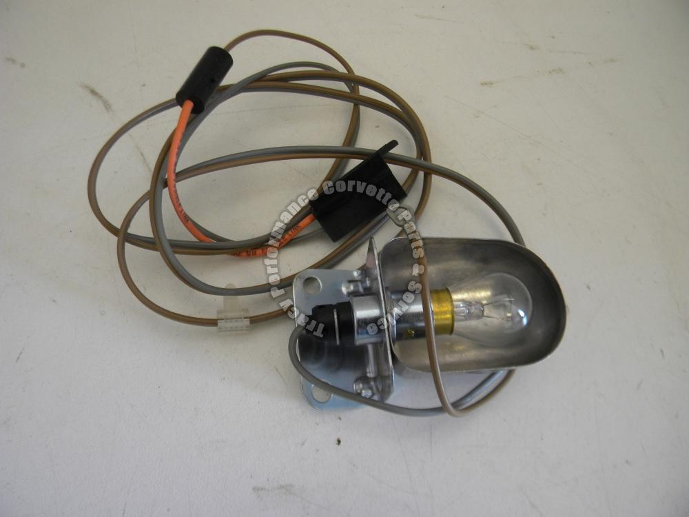 1977 1981 corvette nos 14016284 under hood lamp assembly for General motors assembly line job description