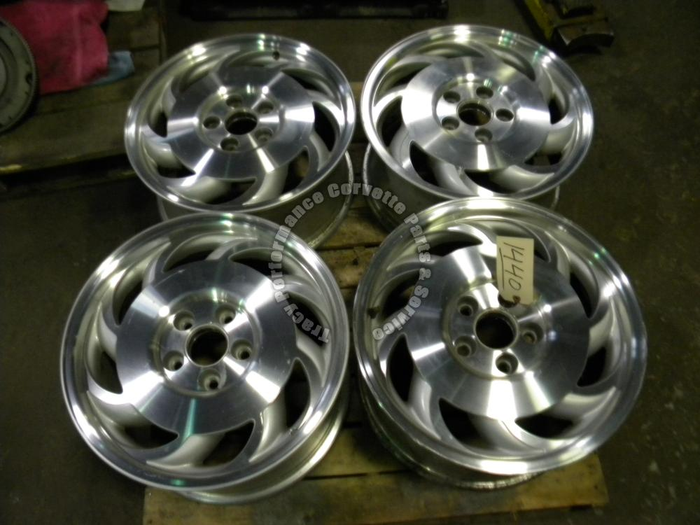 1993-1996 Corvette Used Orig 10180879 10180880 10180881 10180882 Wheels/4 93 94