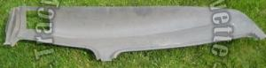 1961-62 Corvette NOS Grey LH Top Rear 1/4 Panel