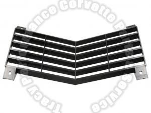 1968-1969 Corvette New Reproduction of GM# 3966555 Center Grill, 68-69 Early C3
