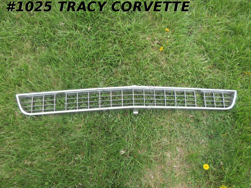 1966-1967 Corvette Front Chrome Grille GM# 3875746 ***Used*** Repairs Required