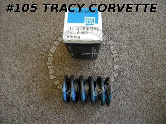 1965-74 Corvette NOS 3989354 Big Block Valve Springs/Ea 66 67 68 69 70 71 72 73