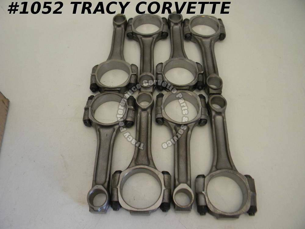 "1968-1982 Chevy Reconditioned 3/8"" Big Journal SBC Connecting Rods/8 Small Block"