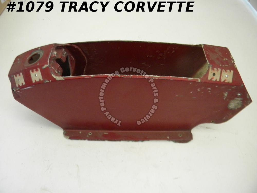 1958-62 Corvette Used 3742537 Empty Glove Box Hsg. 58 1959 59 1960 60 1961 61 62
