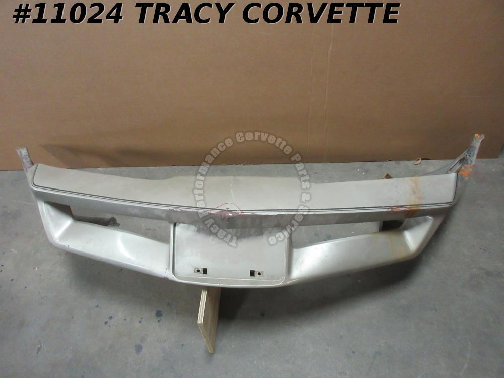 1980-1982 Corvette Bumper Cover 14041156 Fascia Used Original Collectors Edition