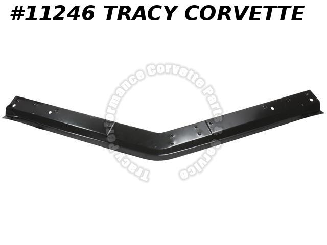 1968-1982 Corvette 331806 Headlight Header Bar Reinforcement