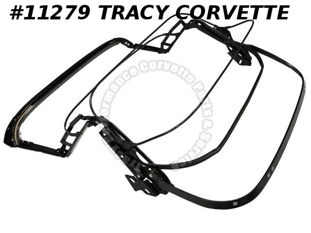 1956-1960 Corvette Convertible Top Frame Assembly 56 57 58 59 60 Rebuilt Orig C1