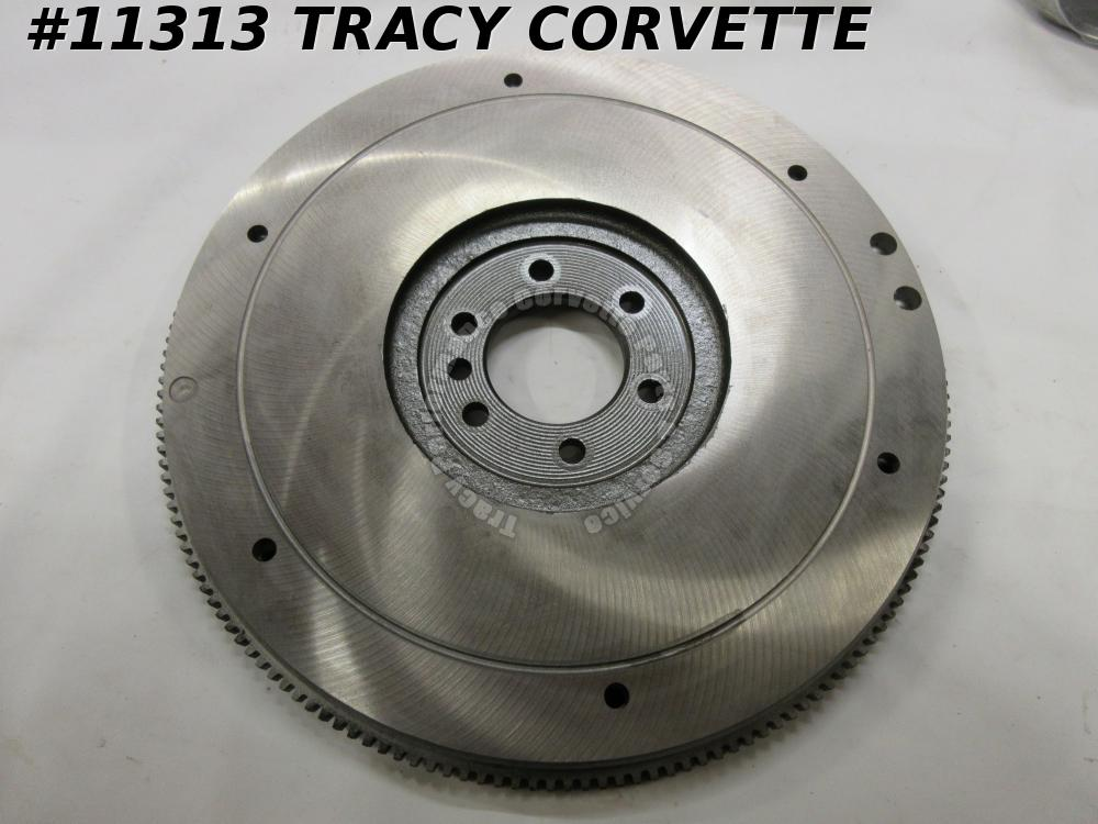 "1957-65 Chevy 8 Cylinder 3729004 10.4"" 168 Tooth Resurfaced Flywheel 14 1/8"" OD"