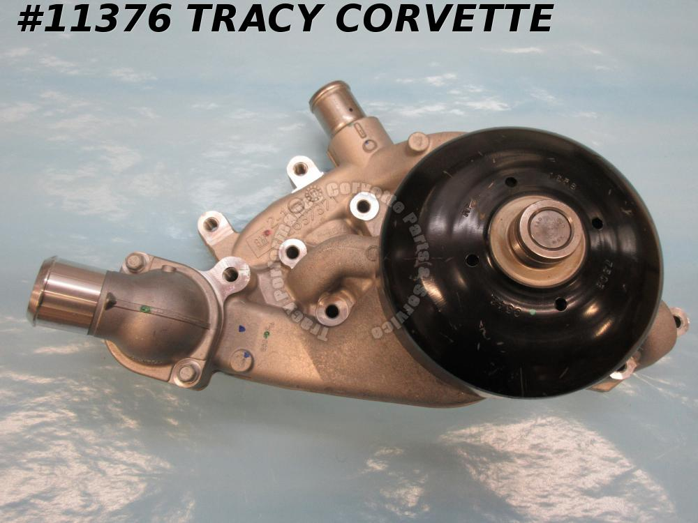2007-13 Chevrolet New 12637371 LS3 L92 Marine Water Pump