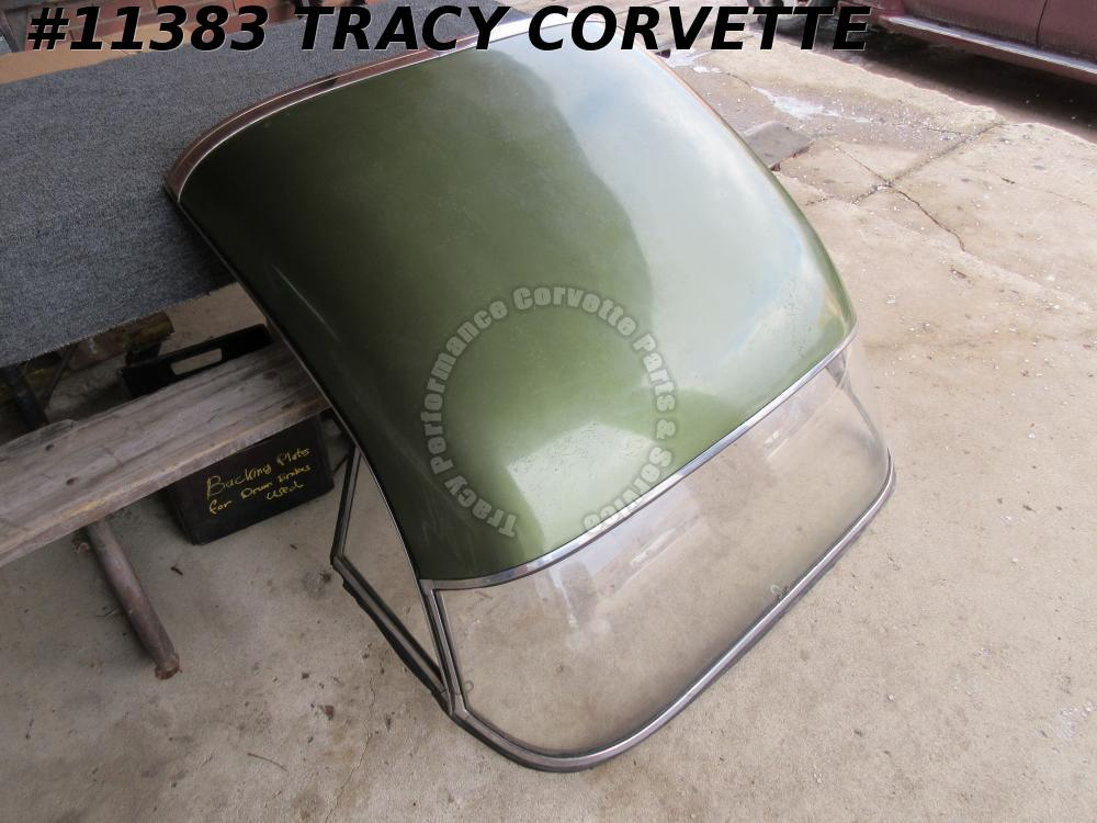 1956-1960 Corvette Good Used Original Hardtop 56 1957 57 1958 58 1959 59  60 HT