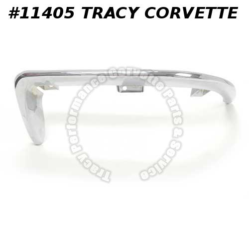1963-1967 Corvette New US Repro 3797232 RH Rr Chrome Bumper 63 1964 1965 65 1966