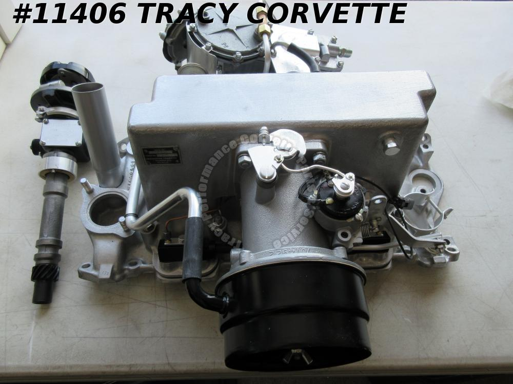 1960-1961 Corvette Restored 7017320 Fuel Injection SN 1995 & Distributor 1110914