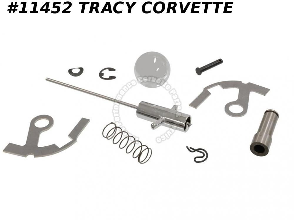 1964-1967 Corvette New 4 Speed Major Shifter Repair Kit 64 1965 65 1966 66 67