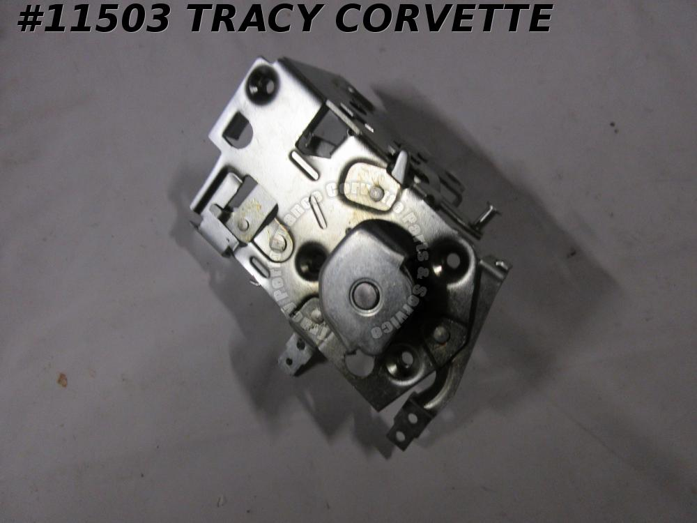 1960-1962 Corvette New Repro 4308181 LH Door Lock Latch Assembly  60 1961 61 62