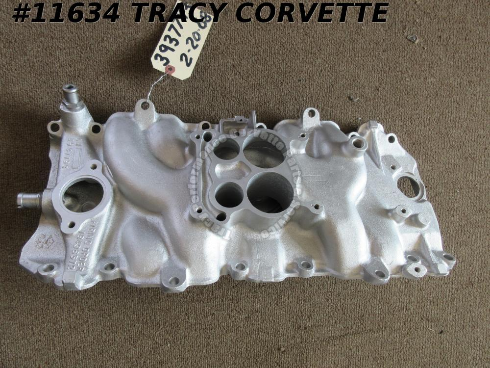 Intake Manifold | Tracy Performance Corvette Sales, Parts