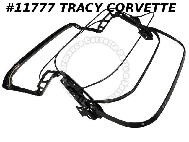 1961-1962 Corvette Convertible Top Frame Assembly Soft Top Frame
