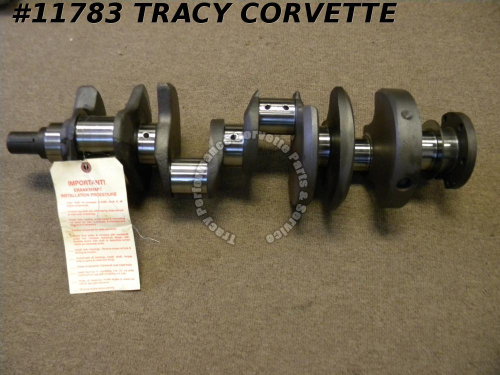 1970-80 BB Chevy Reground 454 3967416 7416 Forged Crank .030R/.020M BBC 7.4 L