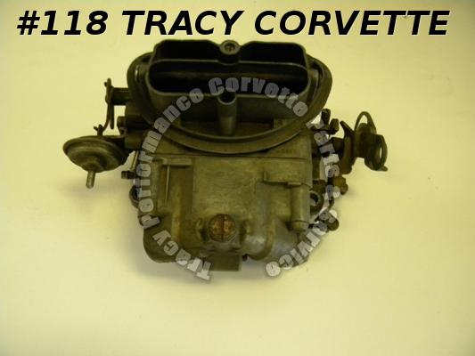 1967 Corvette 3909872-FM 3888 427 TriPower Center Carb Powerglide Automatic 1755