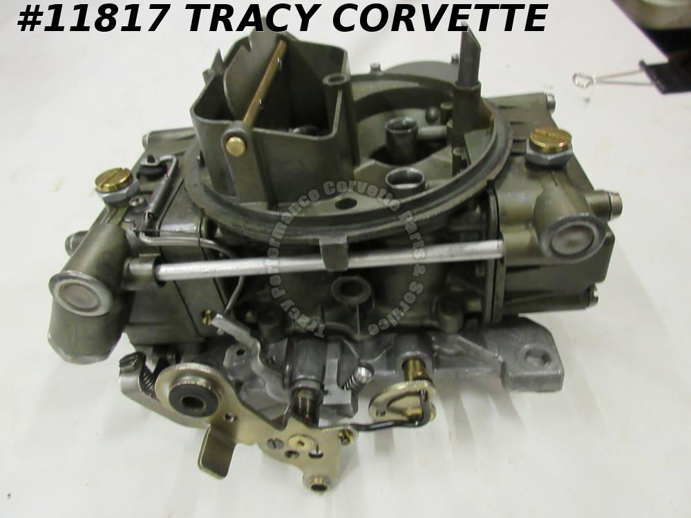 1966 Chevy/Corvette Rebuilt 3884505-DA List 3367 Holley Carburetor Dated 502
