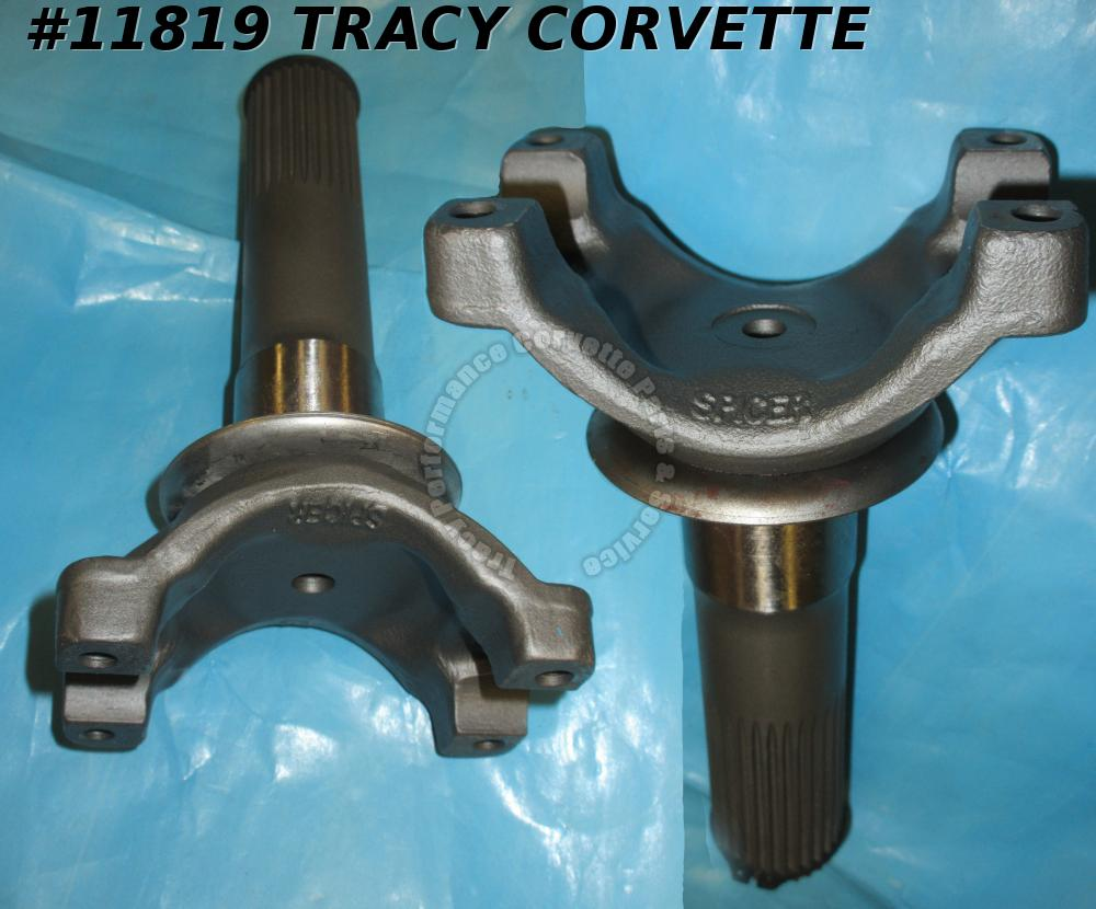 1980-1982 Corvette Rebuilt Differential Side Yokes for Automatics/Pr 80 1981 82