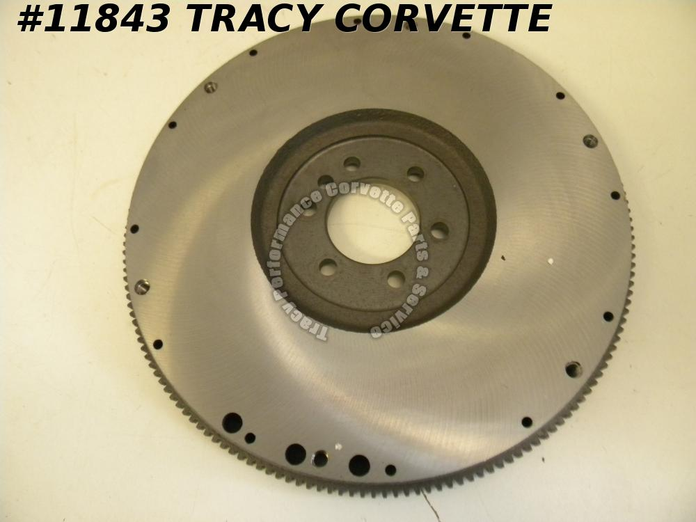 "1970-1981 Chevy 3988999 11"" 168 Tooth Resurfaced Flywheel 14 1/8"" OD V8 Engines"