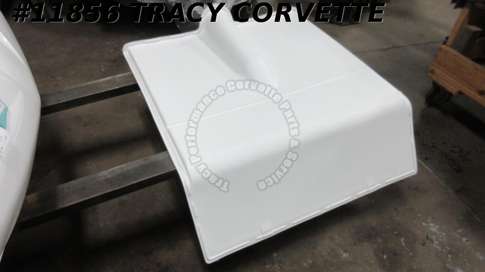 1963-1967 Corvette New Repro Hand Layup 36 Gallon Gas Tank Cover 63 64 65 66 67
